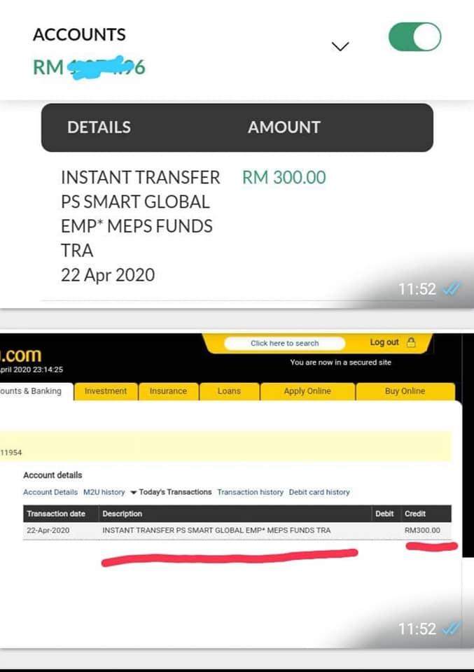 Jana Pendapatan RM19, 520 Selama 7 Bulan Dengan Modal Hanya RM30